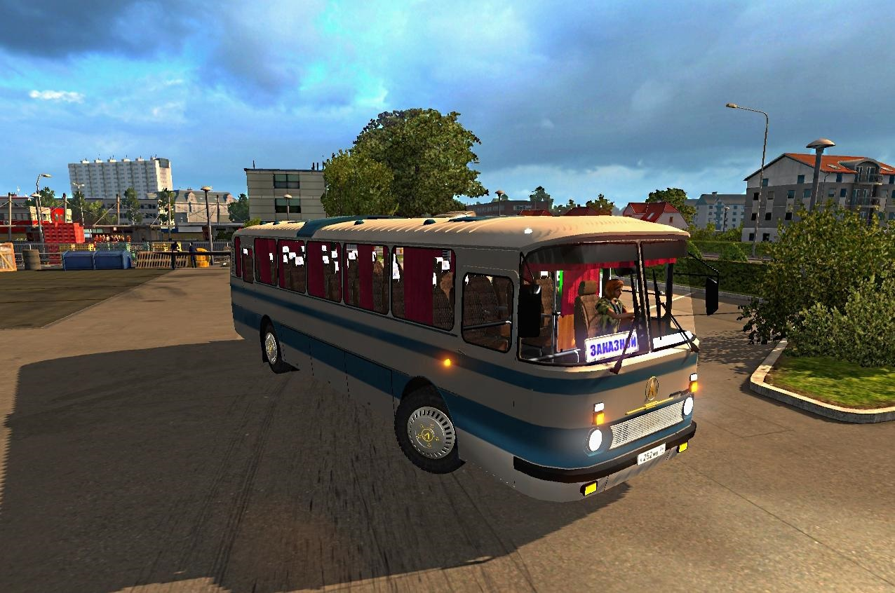 Photo of ETS2 – Laz Tourist 699R Otobüs Modu V1.0