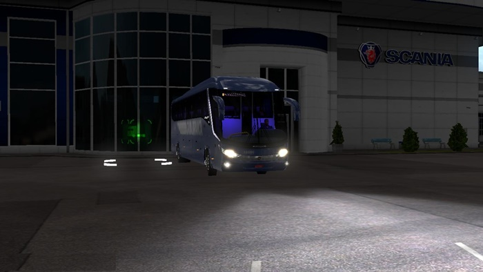 Photo of ETS2 – Marcopolo G7 1200 4×2 Otobüs Modu