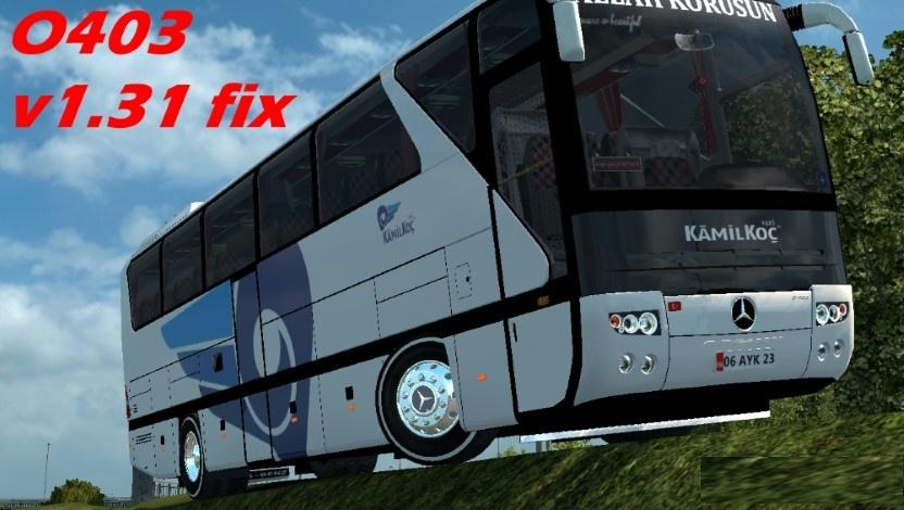 Photo of ETS2 – Mercedes-Benz O403 Retarder Ses + Fix Mod