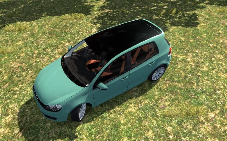 Photo of ETS2 – Volkswagen Golf MK16 TSI Araba Modu V1.4