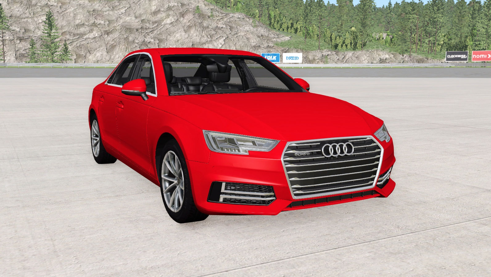Photo of BeamNG – Audi A4 TFSI quattro S line (B9) 2016 Model
