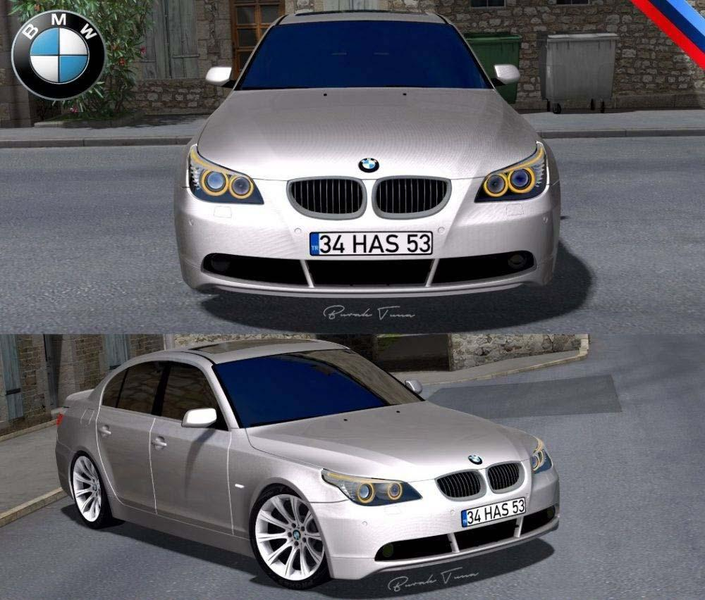 Photo of ETS2 – Bmw 5 Serisi E60 Paketi