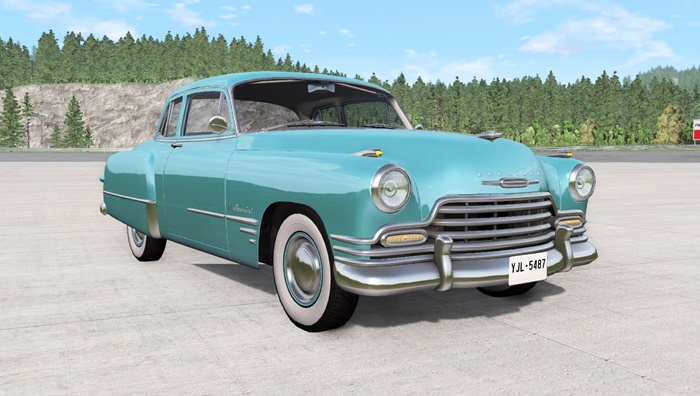 Photo of BeamNG – Burnside Special Coupe Araba Yaması v1.02