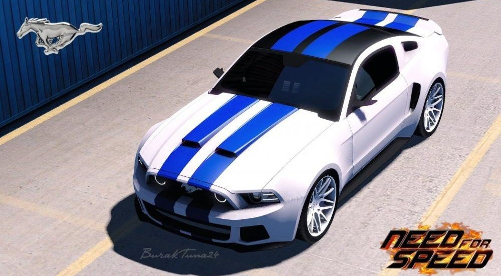 Photo of ETS2 – NFS Ford Mustang Araba Modu