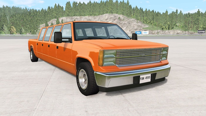 Photo of BeamNG – Gavril D-Series Mega Cab