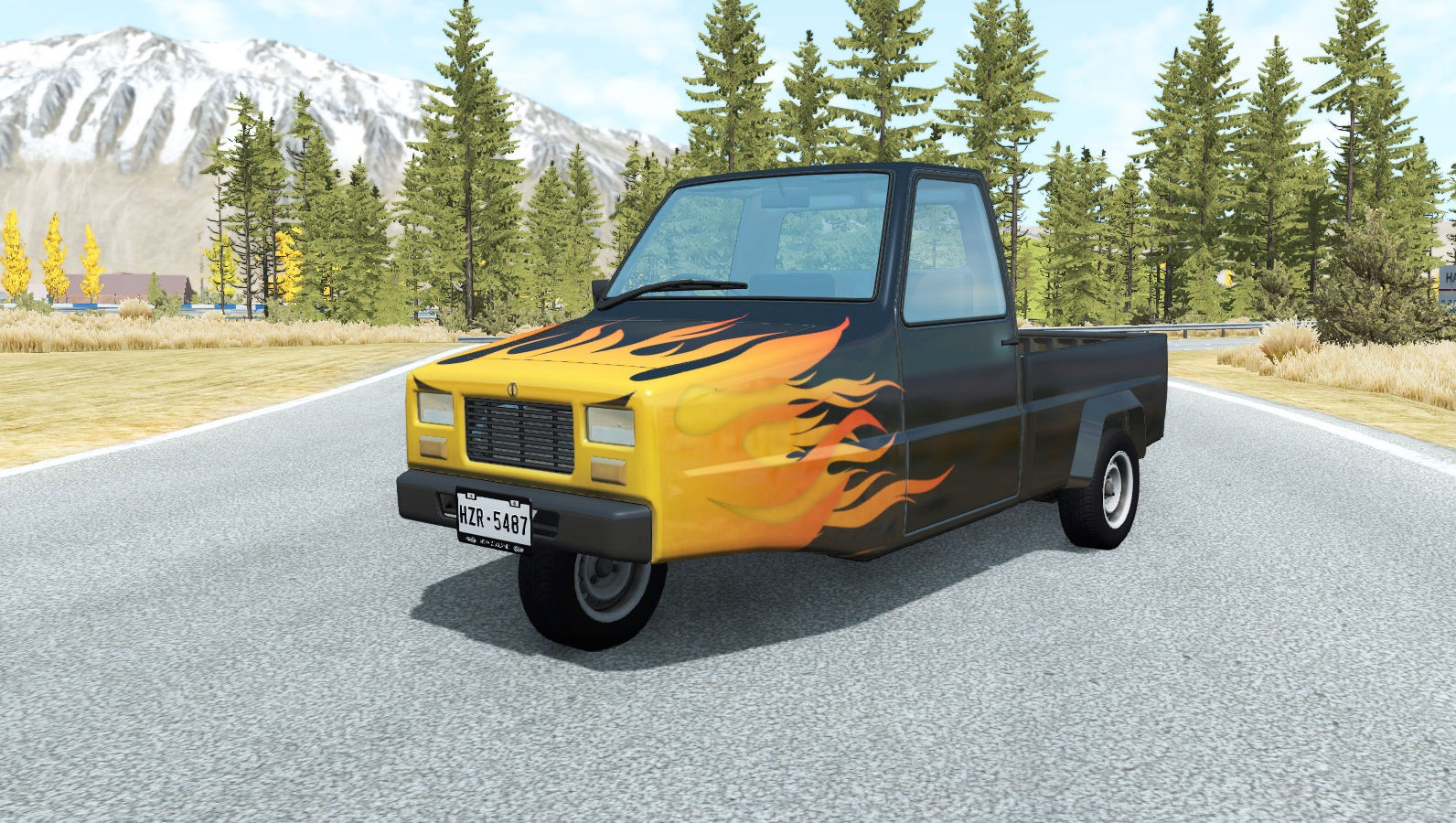 Photo of BeamNG – Ibishu Pigeon Turbo