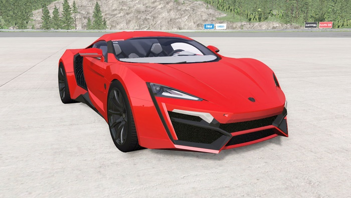 Photo of BeamNG – W Motors Lykan HyperSport 2014 Model Araba Yaması