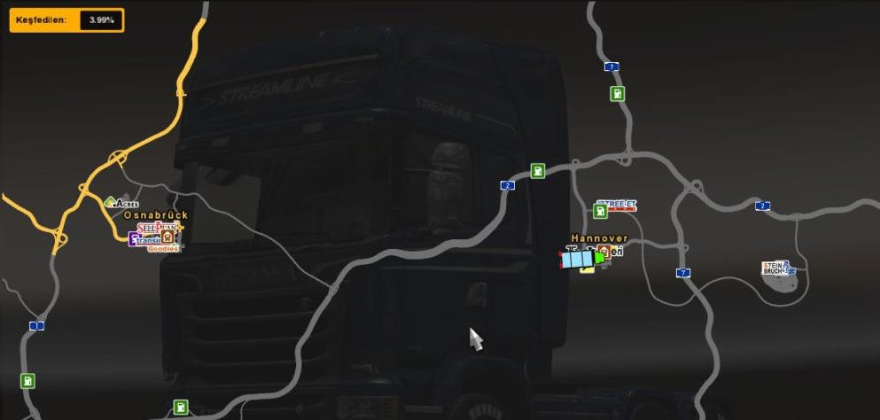 Photo of ETS2 – Yeni GPS Ikonu V1.0