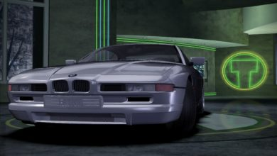 Photo of NFS Carbon – BMW 850CSi