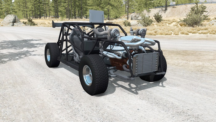 Photo of BeamNG – Bruckell LeGran Buggy v4.0