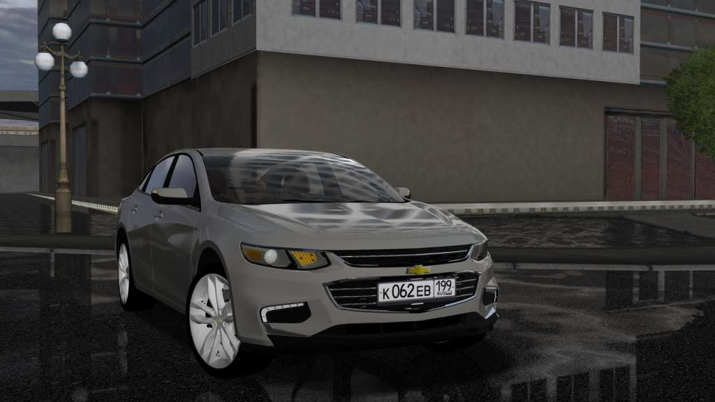 Photo of City Car Driving 1.5.6 – Chevrolet Malibu 2017 Model Araba Modu