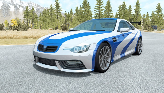 Photo of BeamNG – ETK K-Serisi Fugitive v1.2.1