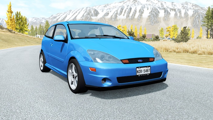 Photo of BeamNG – Ford Focus SVT (DBW) 2002 Model Araba Modu