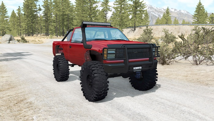 Photo of BeamNG – Gavril D-Serisi Off-Road v1.5