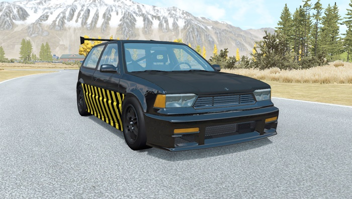 Photo of BeamNG – Ibishu Covet Ultimate v1.3