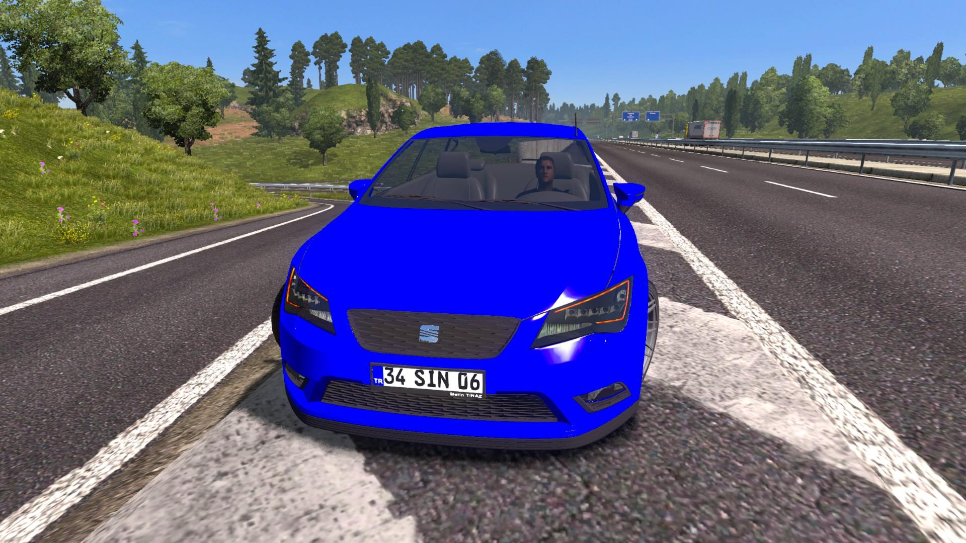 Photo of ETS2 – Seat Leon FR Araba Modu