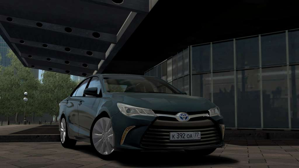 Photo of City Car Driving 1.5.6 – Toyota Camry XLE 2017 Model Araba Modu