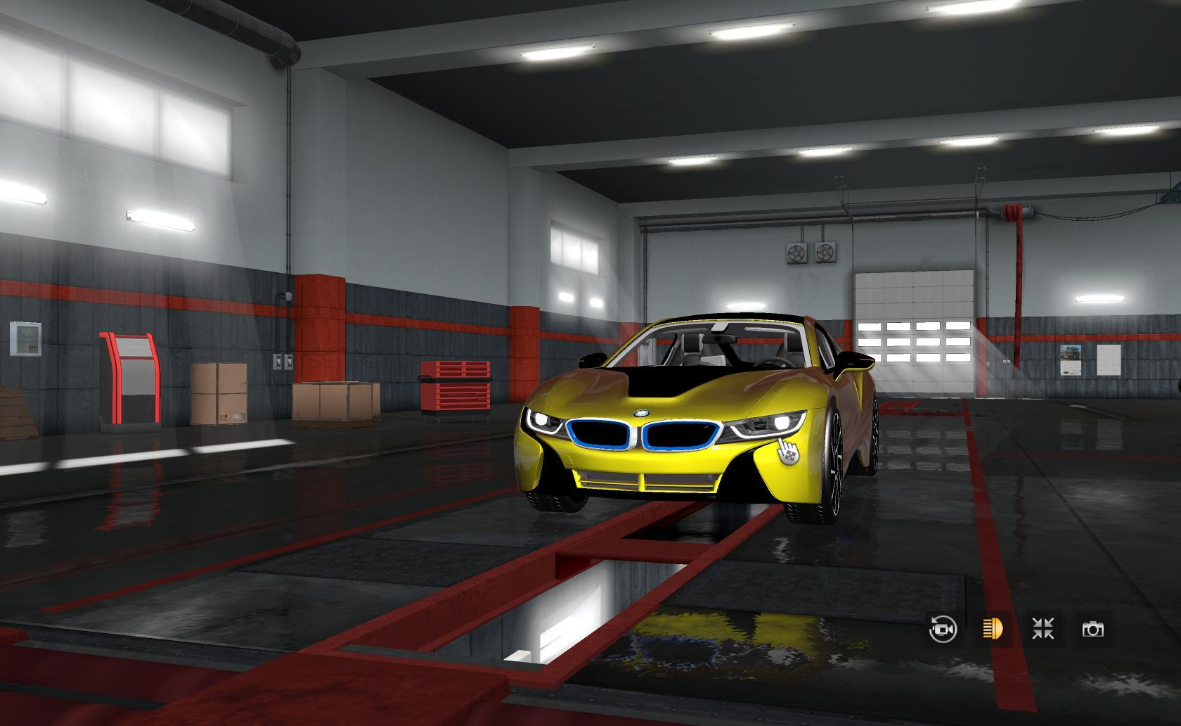Photo of ETS2 – BMW I8 2016 Model Araba Modu