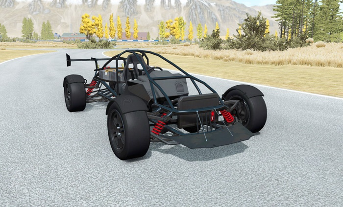 Photo of BeamNG – Civetta Bolide Track Toy v2.2