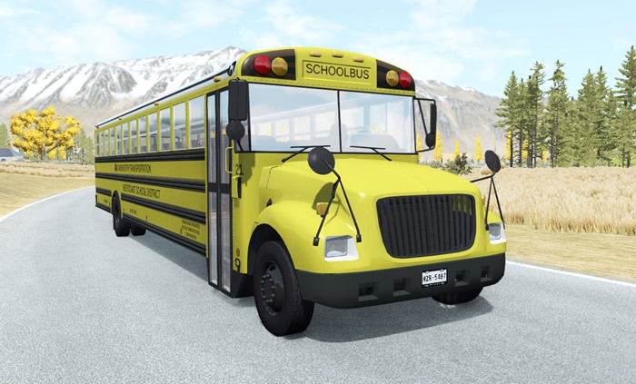 Photo of BeamNG – Dansworth D1500 Powertrain v1.3