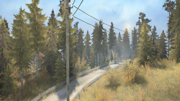Photo of SpinTires MudRunner – Sonbahar 2 Harita Yaması v1.0