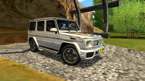 Photo of City Car Driving 1.5.6 – Mercedes Benz G65 AMG + Özel Ses Modu