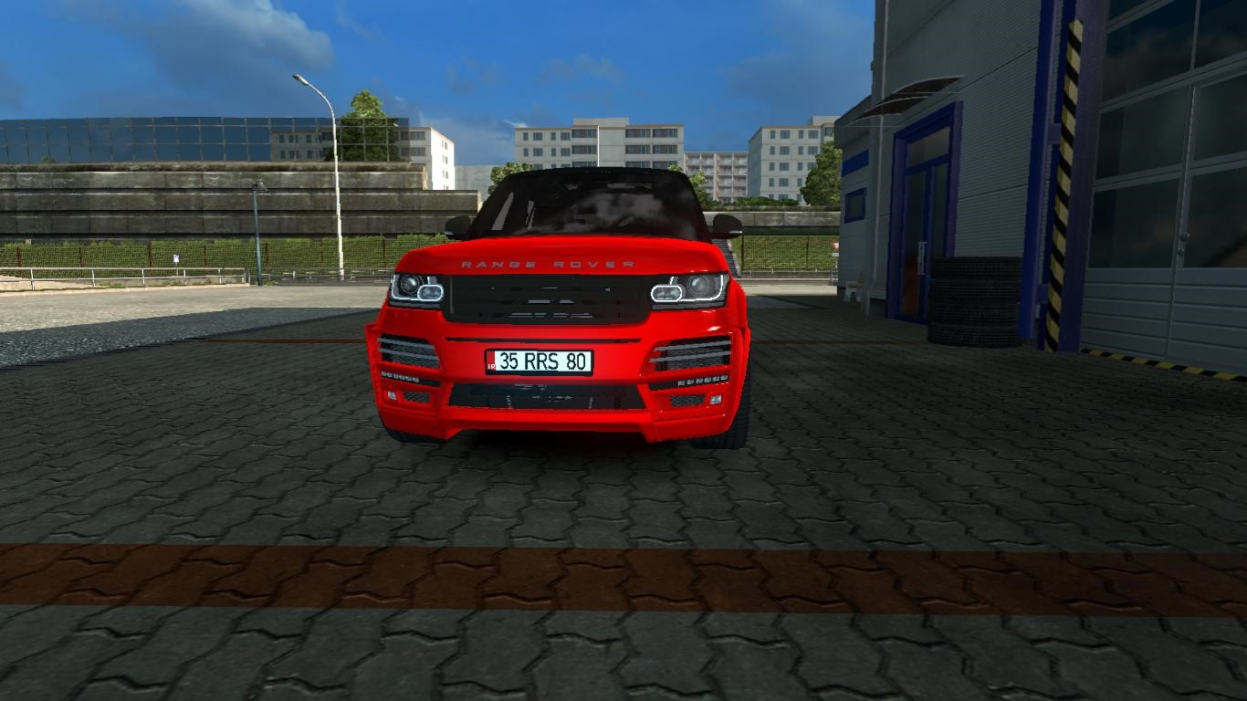 Photo of ETS2 – Range Rover Araba Yaması V2.0