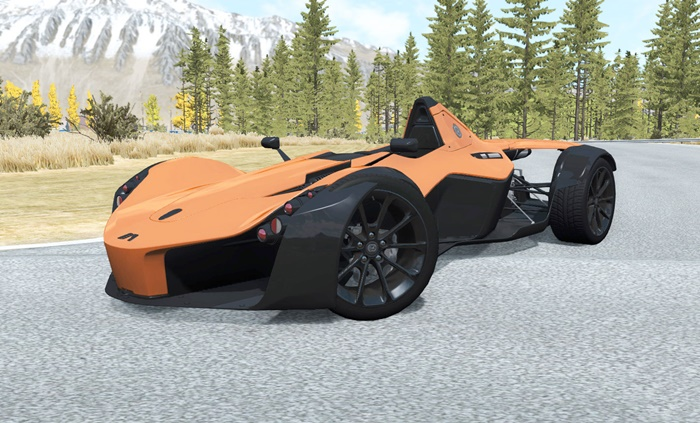 Photo of BeamNG – BAC Mono 2011