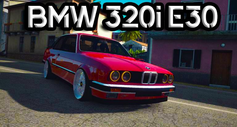 Photo of ETS2 – BMW 320I E30 Araba Yaması