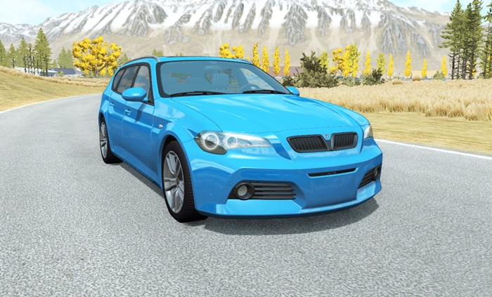 Photo of BeamNG – ETK 800-Serisi Hybrid v1.1
