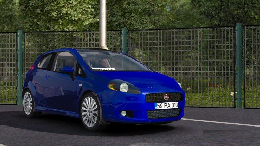 Photo of ETS2 – Fiat Punto Sport Araba Modu