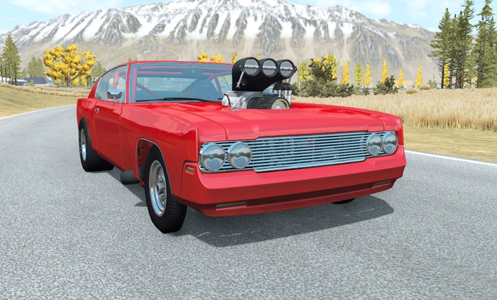 Photo of BeamNG – Gavril Barstow Big Block