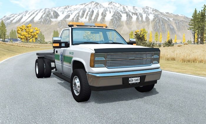 Photo of BeamNG – Gavril D-Series Flatbed