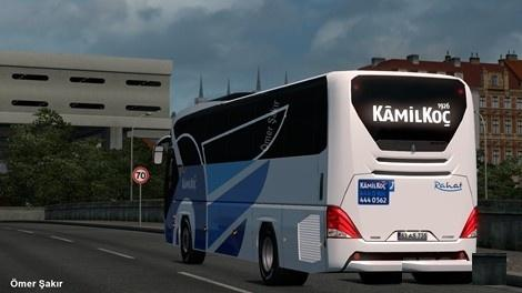 Photo of ETS2 – Neoplan Tourliner Otobüs Modu V1