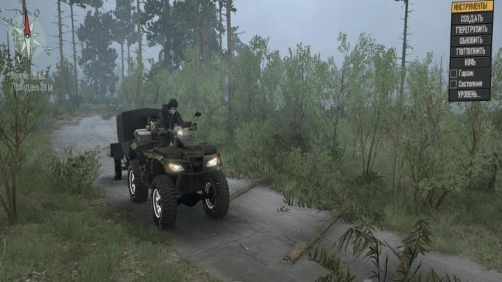Photo of SpinTires MudRunner – Polaris 2-SV