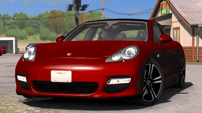 Photo of ETS2 – Porsche Panamera 2010 (Hatasız Mod)