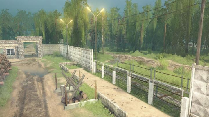 Photo of SpinTires MudRunner – Riding on The Limit 3 Harita Modu v1.0