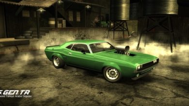 Photo of NFS Most Wanted – Dodge Challenger R/T 440 1971 Model