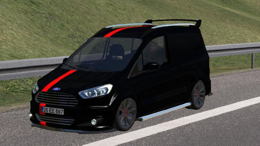 Photo of ETS2 – Ford Tourneo Courier Fix Mod