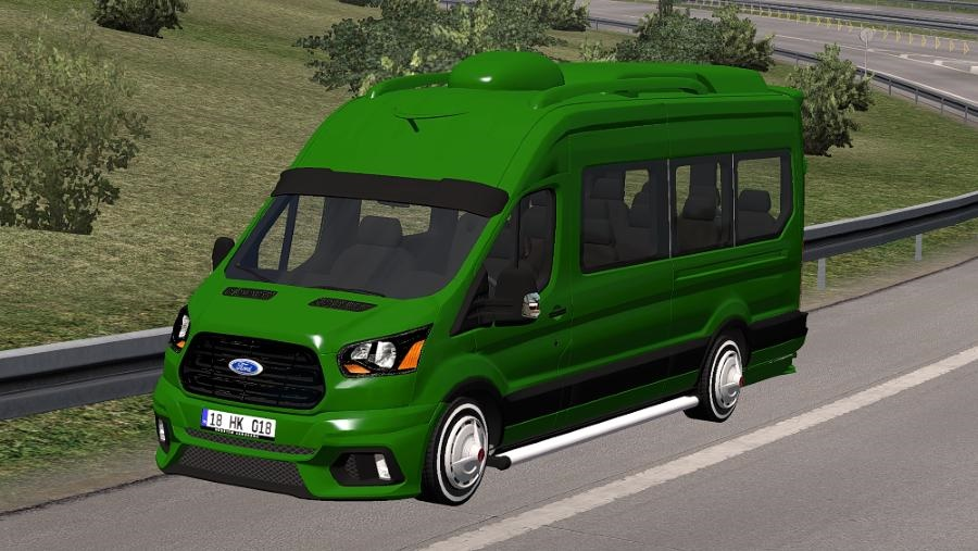 Photo of ETS2 – Ford Transit 2015 Fix Mod