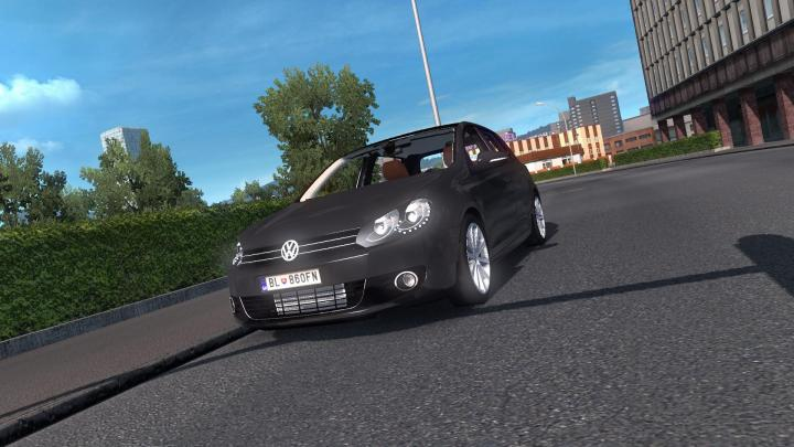 Photo of ETS2 – Volkswagen Golf V Araba Modu