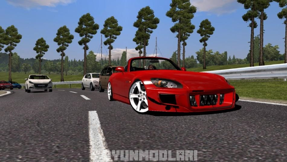 Photo of ETS2 – Honda S2000 Araba Modu (Fix Mod)