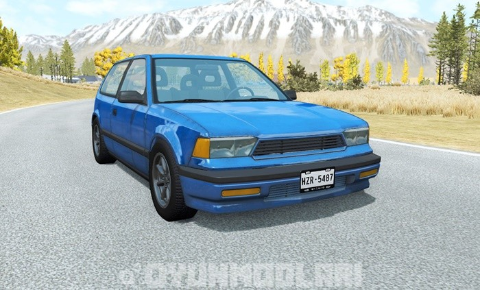 Photo of BeamNG – Ibishu Covet Honda B20 Engine v0.1