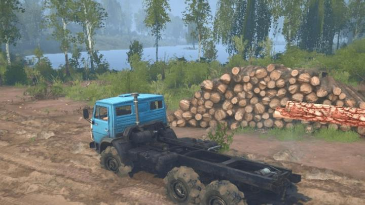 Photo of SpinTires MudRunner – Port 2 Harita Modu v2