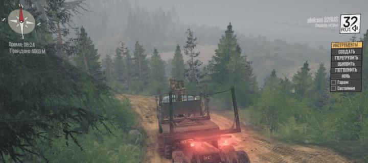 Photo of SpinTires MudRunner – Zabolotnoye Haritası v00.1