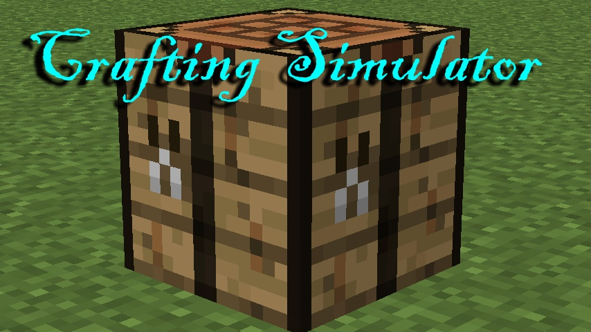 Photo of Minecraft – Crafting Simulator Bulmaca Haritası