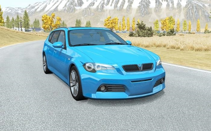 Photo of BeamNG – ETK 800-Serisi Hybrid v2.1.1
