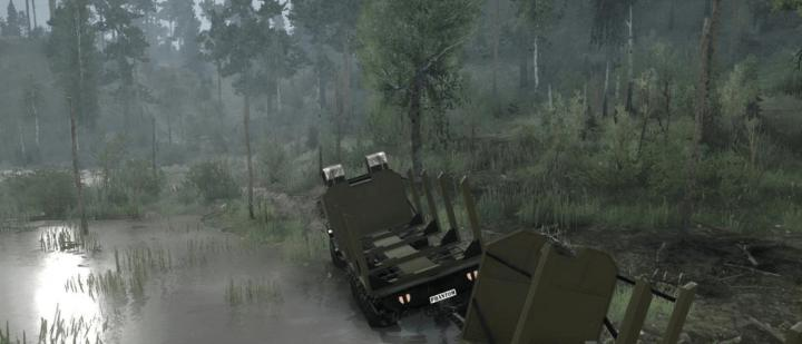 Photo of SpinTires MudRunner – In The Sticks Haritası v12/13/18
