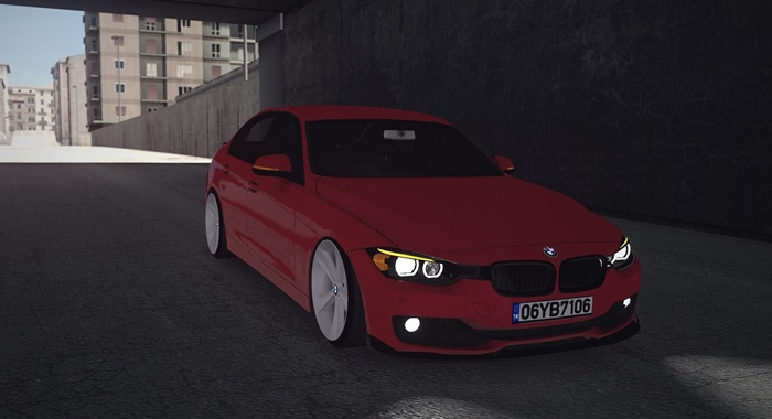 Photo of ETS2 – BMW 320l F30 Araba Modu