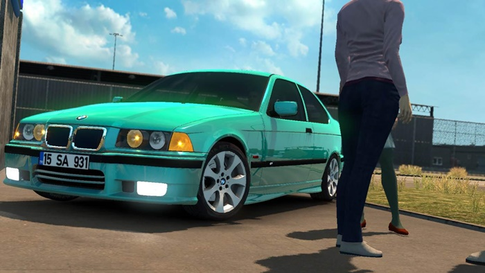 Photo of ETS2 – BMW E36 Compact V1R2 Araba Modu